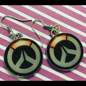 Overwatch earrings